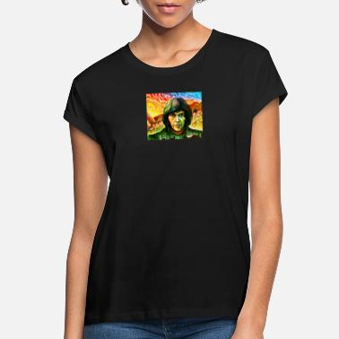 Young Neil Young Neil Young Rock Music Band CD - Women's Loose Fit T-Shirt