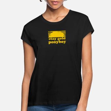 Shop Stay Gold Ponyboy T Shirts Online Spreadshirt Remember to stay gold, ponyboy.stay gold. shop stay gold ponyboy t shirts online