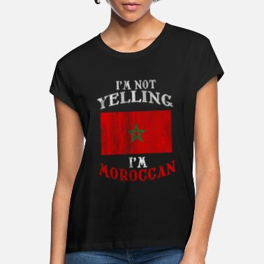 Morocco Morocco Moroccan - Women's Loose Fit T-Shirt