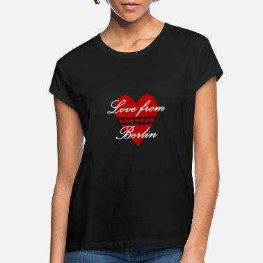 Pankow Love from Berlin - Women's Loose Fit T-Shirt