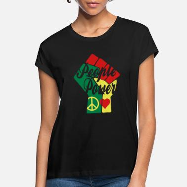 People Power - Women's Loose Fit T-Shirt