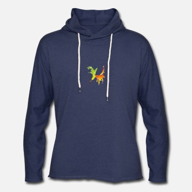 design ideas for graphic graphic - Unisex Lightweight Terry Hoodie