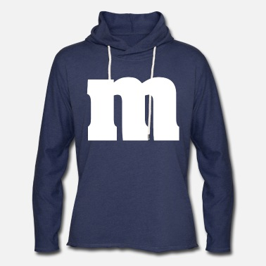 M m & m colors - Unisex Lightweight Terry Hoodie