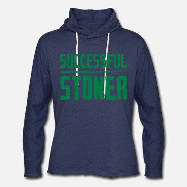 Stoner Successful Stoner - Unisex Lightweight Terry Hoodie