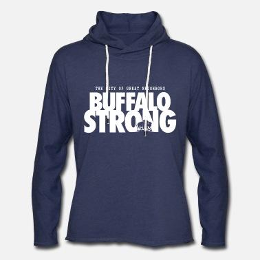 FMPCUON Buffalo Hoodie for Men Women Hooded Sweatershirt Sweat Shirt