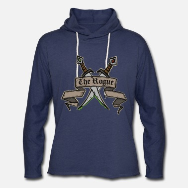 The Rogue - Unisex Lightweight Terry Hoodie