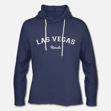 Death In Vegas Las Vegas - Unisex Lightweight Terry Hoodie
