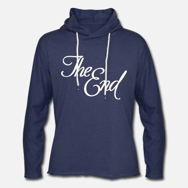 End The End - Unisex Lightweight Terry Hoodie