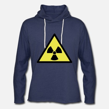 Nuclear Power nuclear power - Unisex Lightweight Terry Hoodie