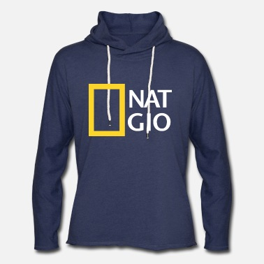 Geographic National Giovani - Unisex Lightweight Terry Hoodie