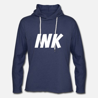 Inking Ink - Addicted to Ink - Inked Tattoo Artist - Unisex Lightweight Terry Hoodie