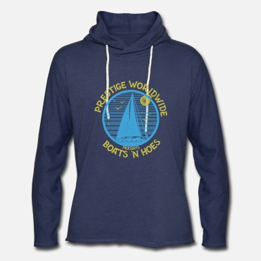 Sailing Foredeck Union Boats 'n Hoes - Sailing - Unisex Lightweight Terry Hoodie