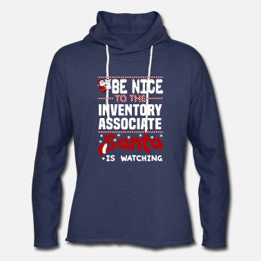 Inventory Associate Apparel Inventory Associate - Unisex Lightweight Terry Hoodie
