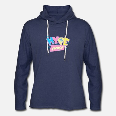 House hype house - Unisex Lightweight Terry Hoodie