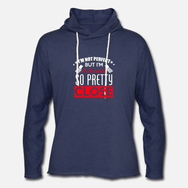 Accountant So Pretty Close An Accountant - Unisex Lightweight Terry Hoodie