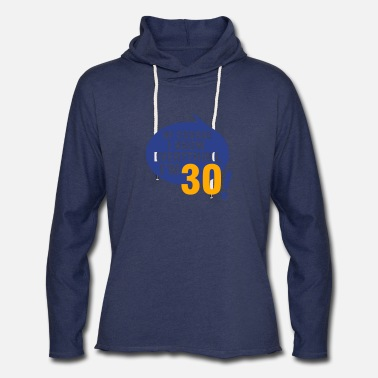 Bursdag Of course I know everything, I'm 30 - Unisex Lightweight Terry Hoodie