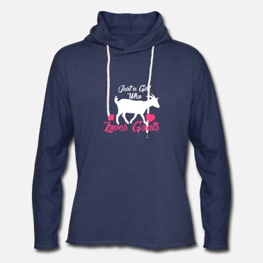 OrangePieces Easily Distracted by Goats Funny Goat Lover Gift Shirt Unisex Sweatshirt