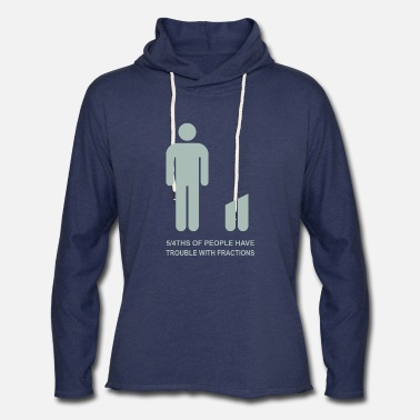 Black People 54ths Of People - Unisex Lightweight Terry Hoodie