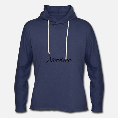 North Sea North Sea - Unisex Lightweight Terry Hoodie