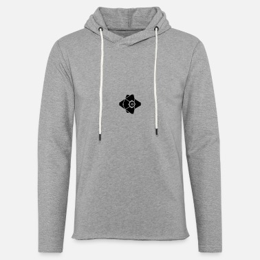Destiny Game Destiny Ghost - Unisex Lightweight Terry Hoodie