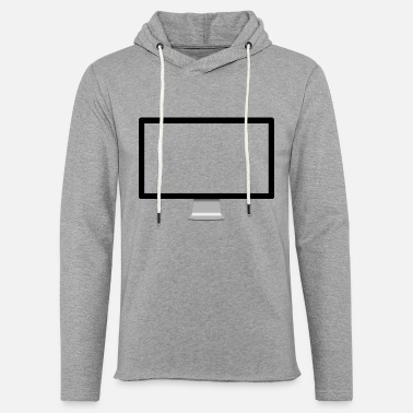 Monitoring Monitor - Unisex Lightweight Terry Hoodie