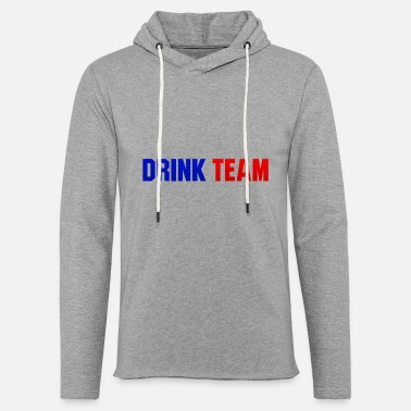 Drink Team Drink Team - Unisex Lightweight Terry Hoodie