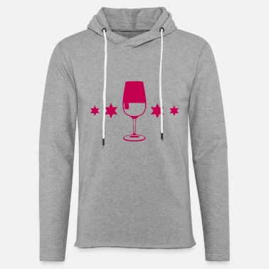 Aperitif alcohol aperitif glass 68 - Unisex Lightweight Terry Hoodie