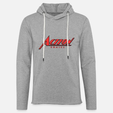 action comics ipl - Unisex Lightweight Terry Hoodie