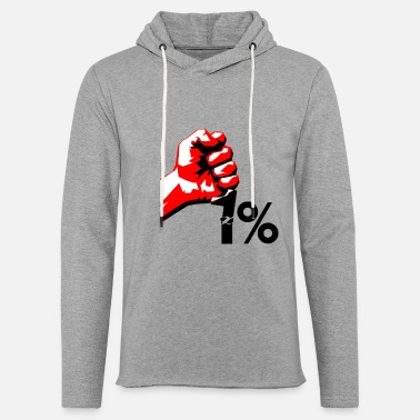Occupy occupy - Unisex Lightweight Terry Hoodie