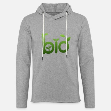 Bio Bio Food - Unisex Lightweight Terry Hoodie