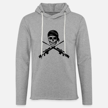 Bolt Action pirate - sniper magnum - Unisex Lightweight Terry Hoodie