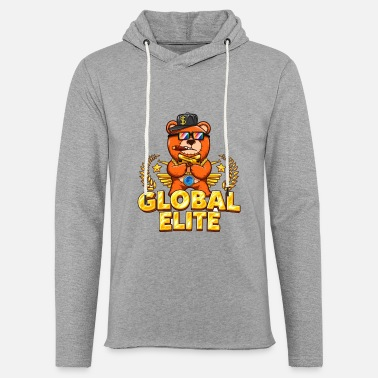 Counter Strike Global Elite - Unisex Lightweight Terry Hoodie