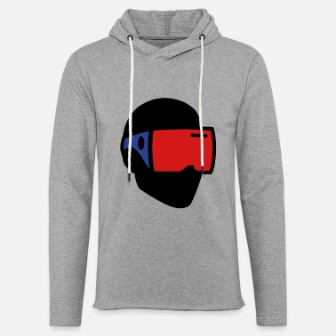 Augmented Mixed Reality - Unisex Lightweight Terry Hoodie