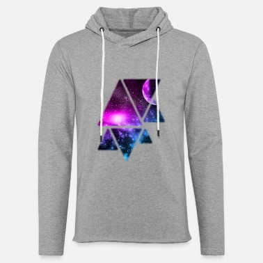 Galaxie Galaxy - Unisex Lightweight Terry Hoodie