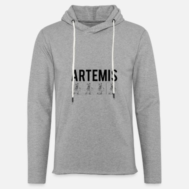 Mythology Artemis, Mythology - Unisex Lightweight Terry Hoodie