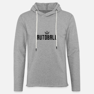 Ball Sport Autoball Ball Sports - Unisex Lightweight Terry Hoodie