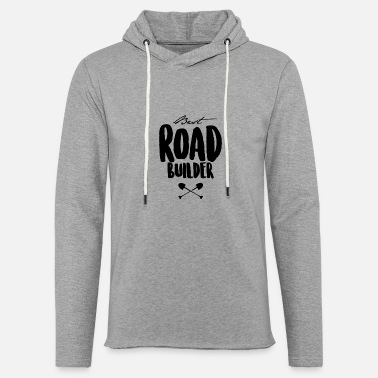 Building Build - Unisex Lightweight Terry Hoodie