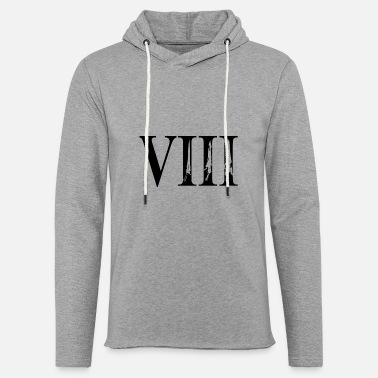 Final Fantasy Viii Final VIII - Unisex Lightweight Terry Hoodie