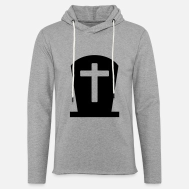 Grave Grave - Unisex Lightweight Terry Hoodie