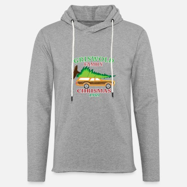 Griswold Christmas griswold family christmas - Unisex Lightweight Terry Hoodie
