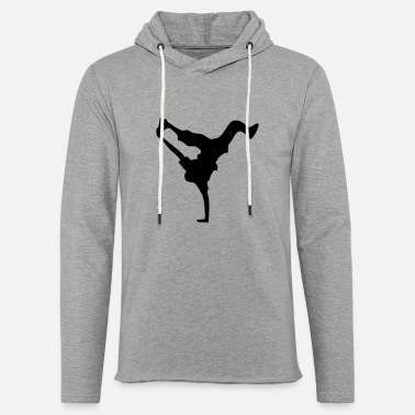 Break Dance Break Dance - Unisex Lightweight Terry Hoodie