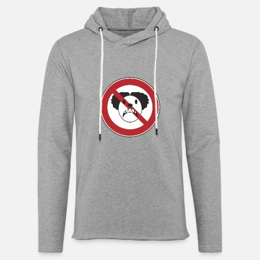 Killer Clown No Killer Clowns - Unisex Lightweight Terry Hoodie