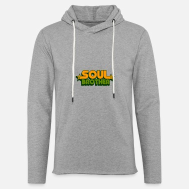 Soul soul brother - Unisex Lightweight Terry Hoodie