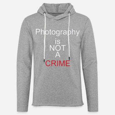 Photography Photography t-shirt - Unisex Lightweight Terry Hoodie