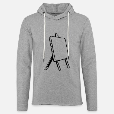 Easel Easel 2 - Unisex Lightweight Terry Hoodie