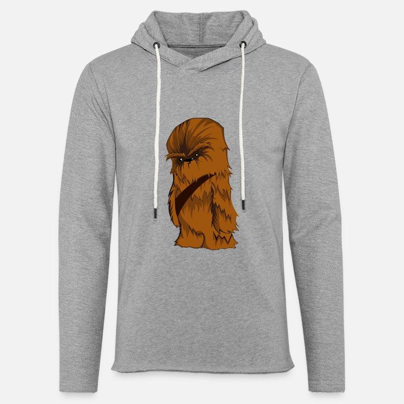 Chewbac-Cat Hairy Star Chewbaca Sweatshirt