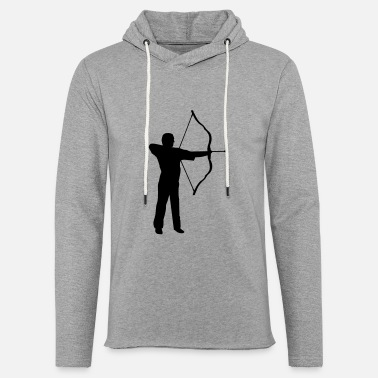 Evolution of Archery Bow /& Arrow Hoodie