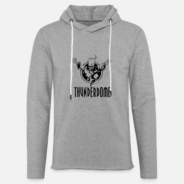 Hardcore Thunderdome - Unisex Lightweight Terry Hoodie
