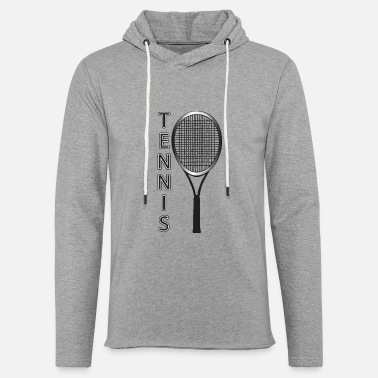 Tennis Player Tennis,Tennis Player T shirts - Unisex Lightweight Terry Hoodie