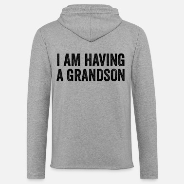 having a grandon - Unisex Lightweight Terry Hoodie